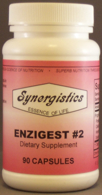 Enzigest #2 (90) Protein Type