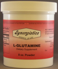 L-Glutamine Powder (8 oz.)