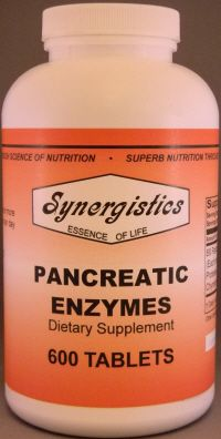 Pancreatic Enzymes (600)
