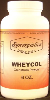 Wheycol powder (6 oz.)
