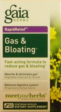Gas & Bloating (50)